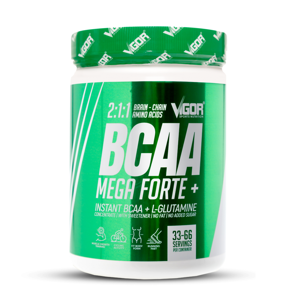 BCAA Mega Forte + Glutamin náhled
