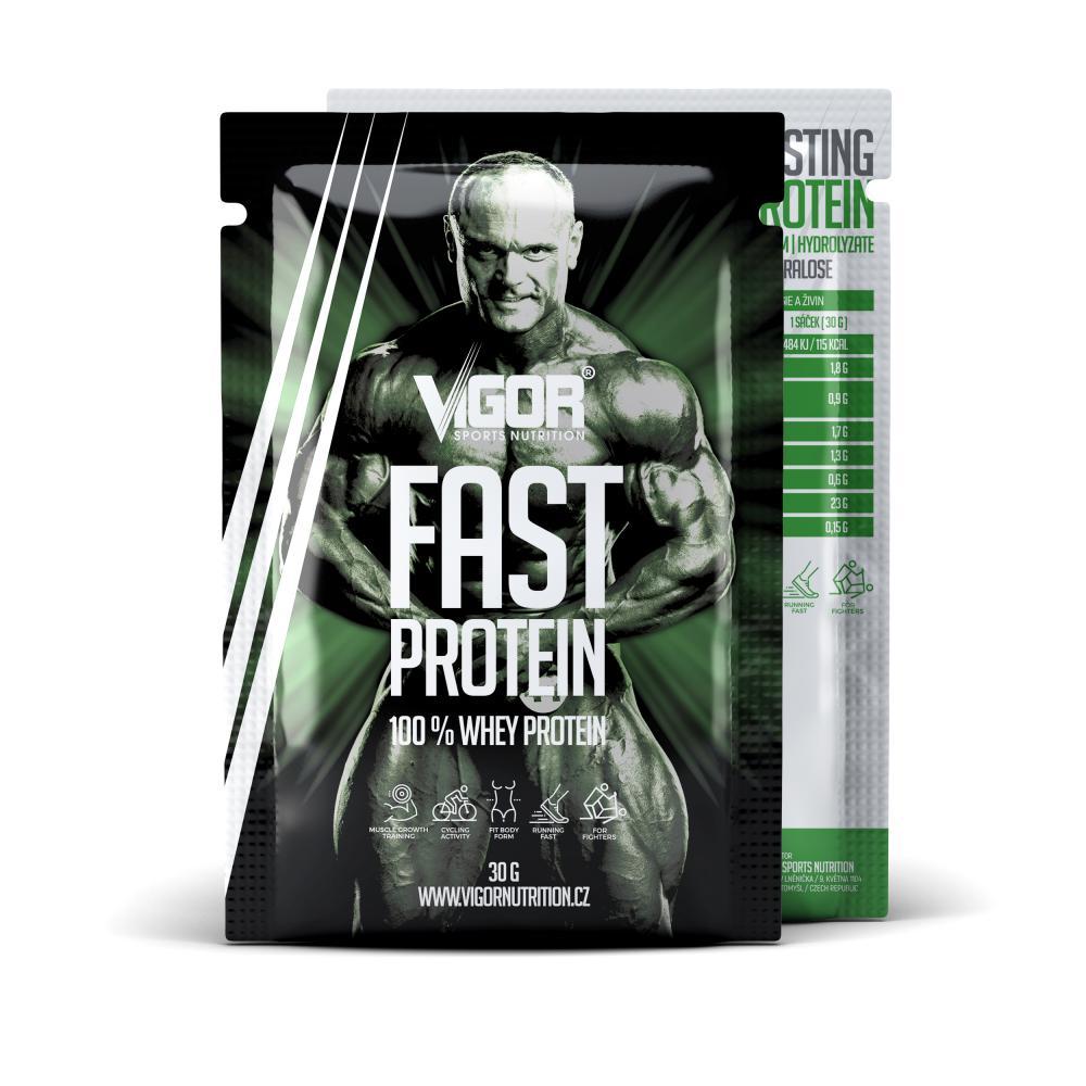 FAST PROTEIN – vzorek (30 g) náhled