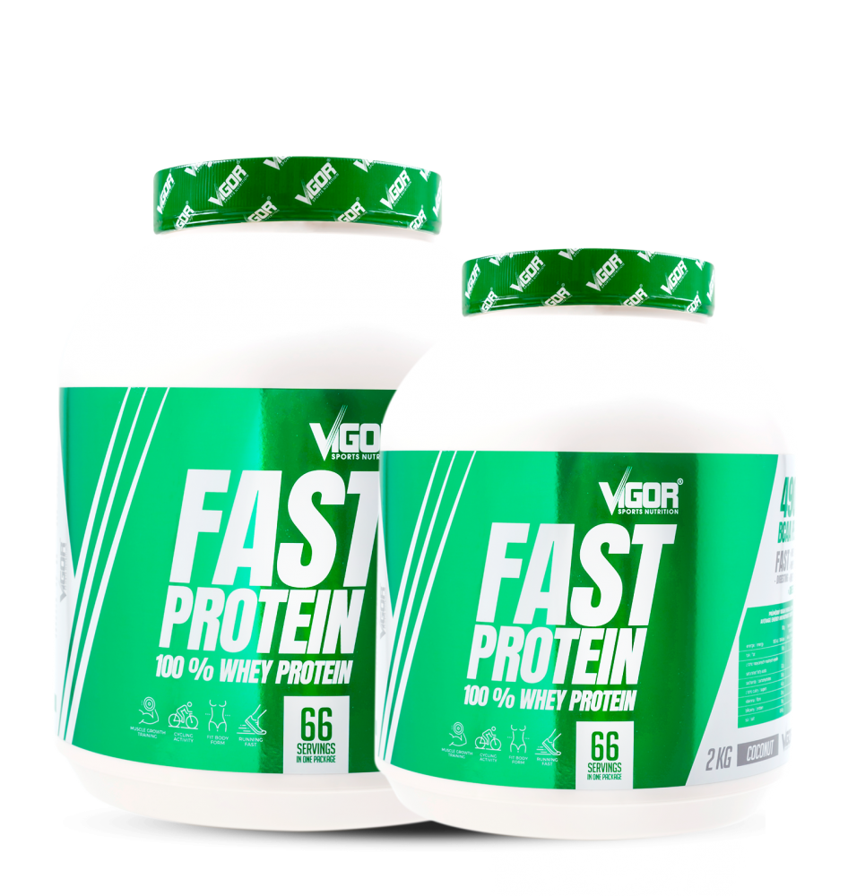 Fast Protein + Fast Protein náhled