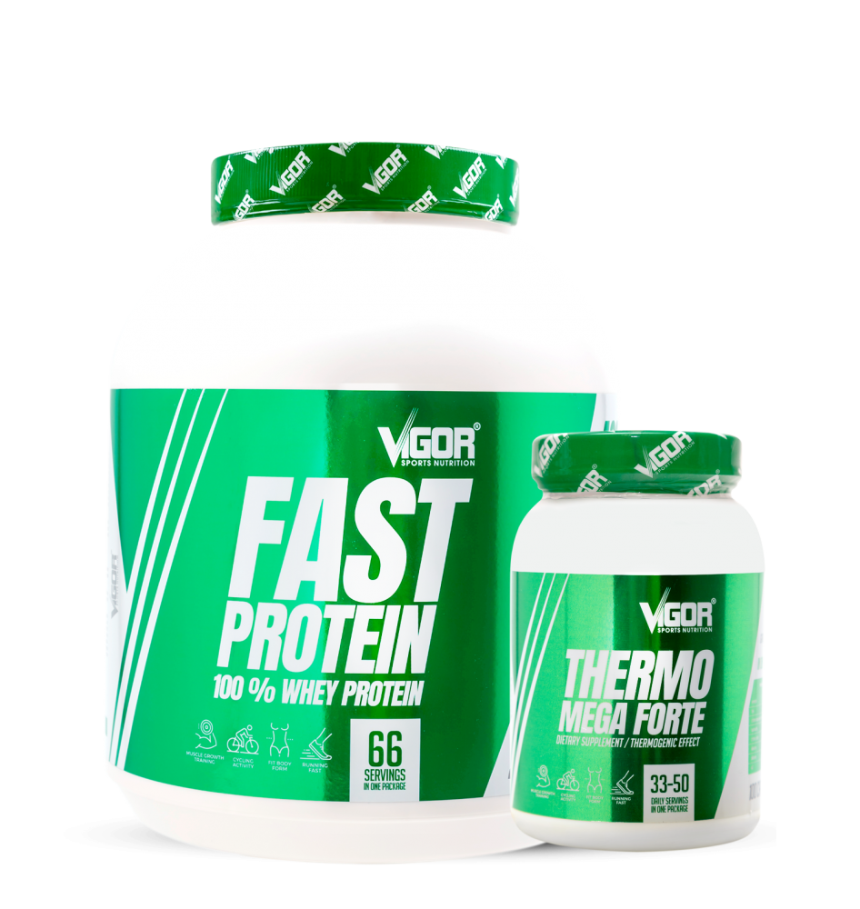 Fast Protein + Thermo Mega Forte náhled