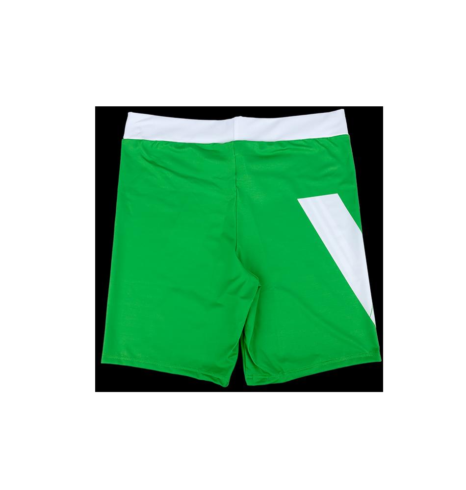 Kraťasy zelené