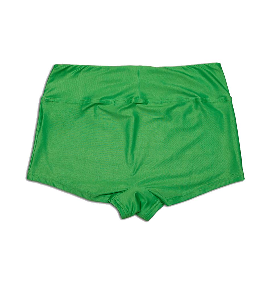 Krátké kraťasy zelené