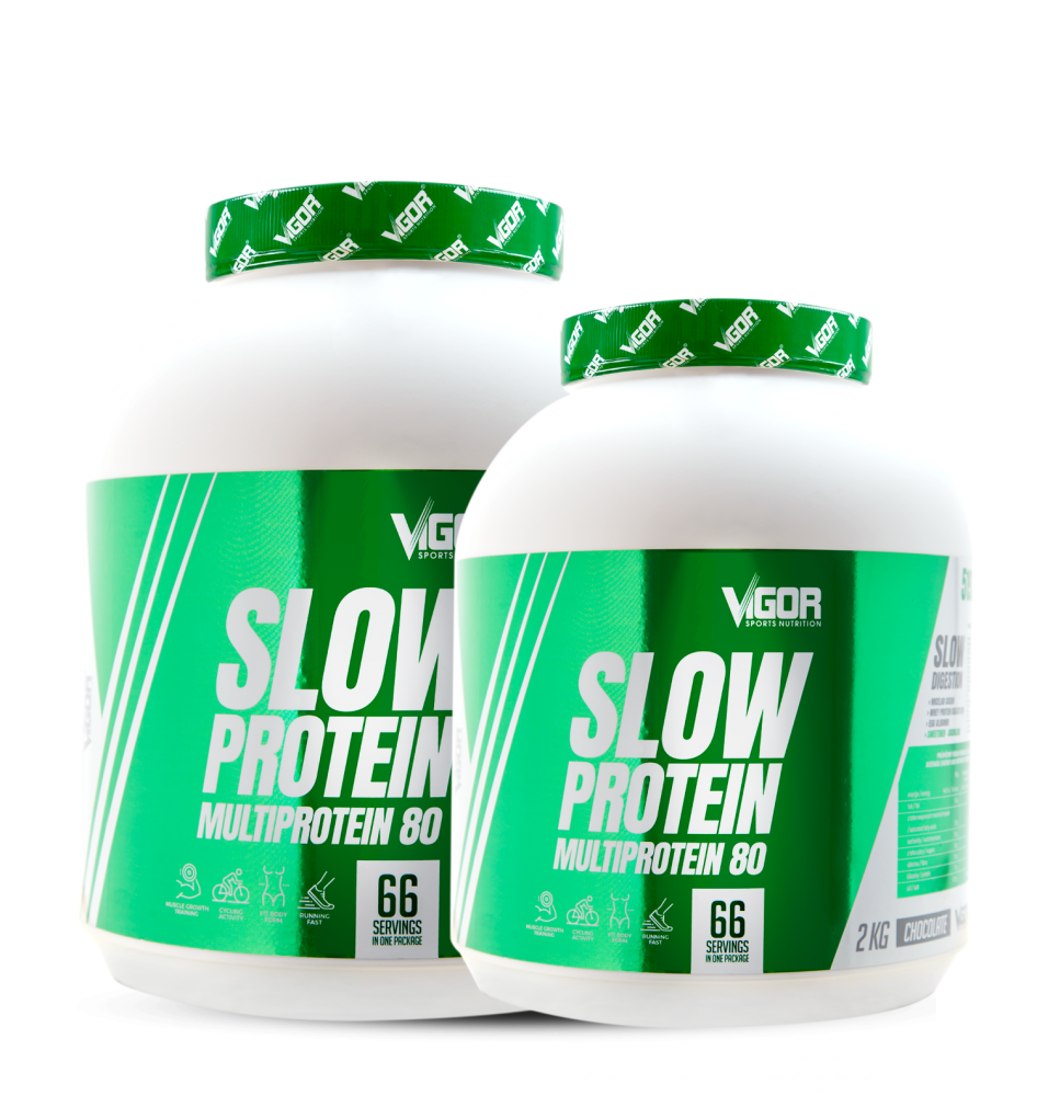 Slow Protein + Slow Protein náhled