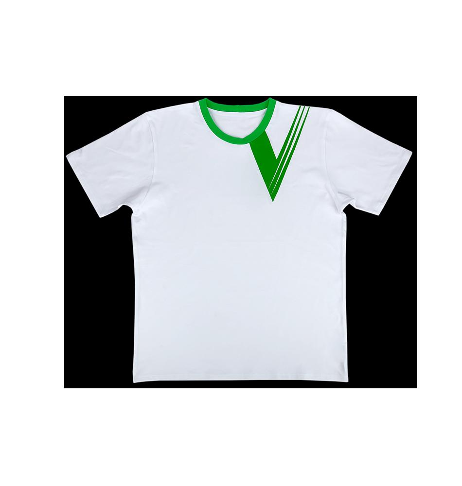Tričko bílé náhled